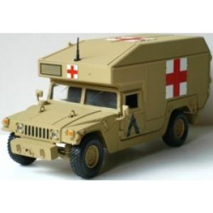 Hummer Ambulance US Army Desert Storm