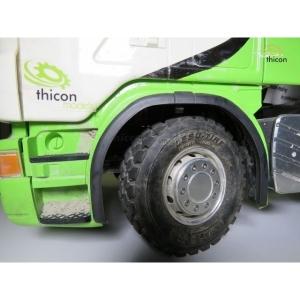 Kotflügelverbreiterung Scania