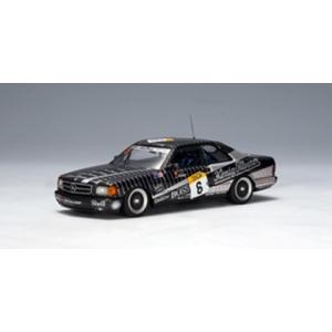 Mercedes 500 SEC Nr.6 Spa 1989