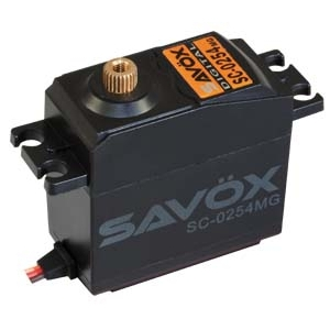 Savöx SC-0254 MG Digital