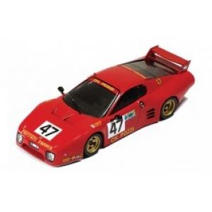Ferrari 512 BB Nr.47 Le Mans 1981