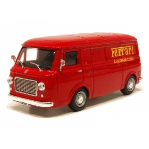 Fiat 238 Minibus Ferrari