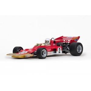 Lotus 72C Nr.2 J.Rindt 1970