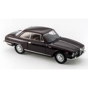 Alfa Romeo 2000 Sprint visone scuro 1960