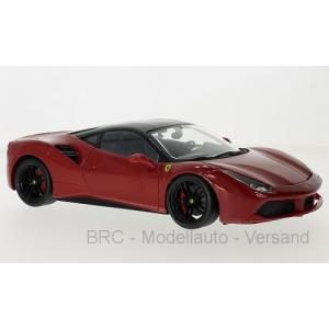 Ferrari 488 GTB rot 2015