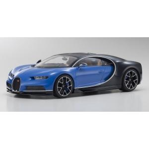 Bugatti Chiron blau/schwarz