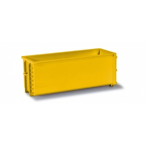 Abrollmulde gelb 2 stk.