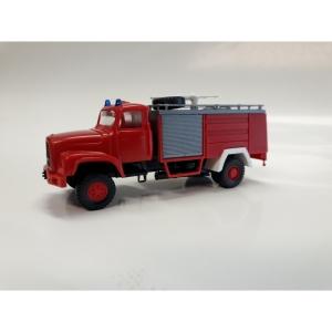 Saurer D330 N Feuerwehr Rosenbauer