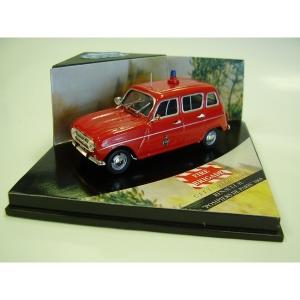 Renault 4 L Feuerwehr Paris