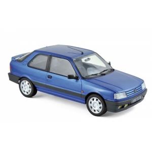 Peugeot 309 GTI 16V blau met 1992
