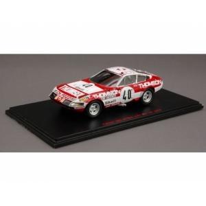 Ferrari 365 GTB/4 Nr.40 Le Mans 1973
