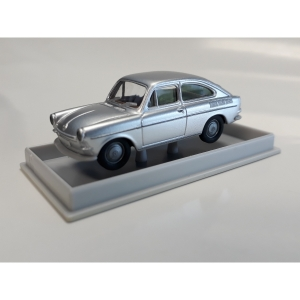VW 1600 TL silber