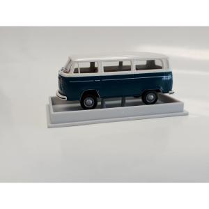 VW Bus T2  grün/weiss