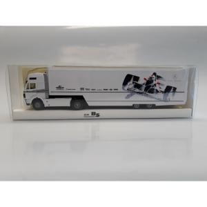 Mercedes Sauber Renntransporter 1994
