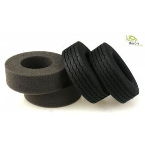 Reifen Strasse breit mit Einlagen