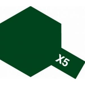 Farbe Grün X-5