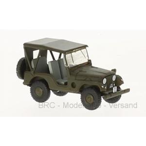 Willys Jeep Universal Schweizer Armee