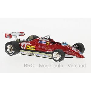 Ferrari126 C2 Nr.27 G.Villeneuve 1982