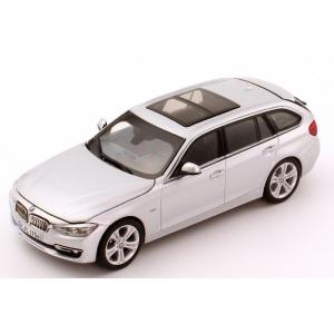 BMW 3er Touring silber met.