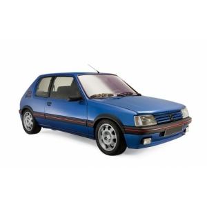 Peugeot 205 1.9 GTI miami blau met 1992