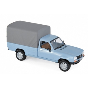 Peugeot 504 Pick-Up clair bleu 1985