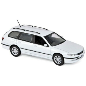 Peugeot 406 Break weiss 2003