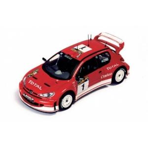 Peugeot 206 WRC Nr.1 Rallya Argentinien 2003