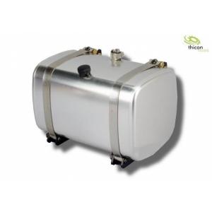 Kraftstofftank/Hydrauliktank mit Alu Halter