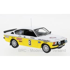 Opel Kadett C GT/E Nr.3 Rallye Hunsrück 1978