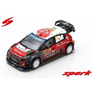 Citroen C3 WRC Nr.10 Rallye Catalunya 2018