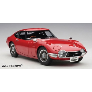 Toyota 2000 Coupé rot 1965