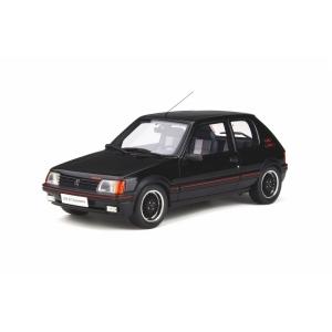 Peugeot 205 GTI Gutmann schwarz 1988