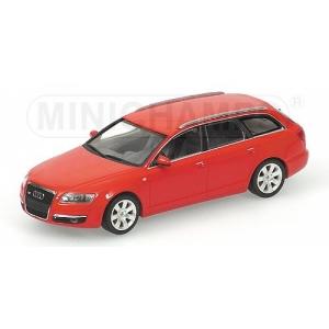 Audi A6 Avant rot 2004