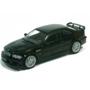BMW M3 GTR schwarz