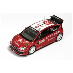 Citroen C4 WRC Nr.1 Rallye Monte Carlo 2007