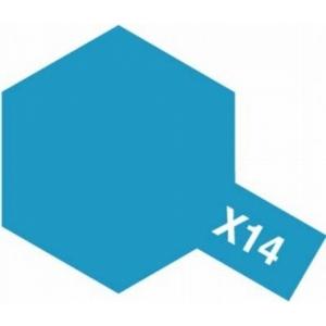 Farbe Hellblau X-14