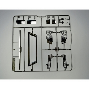 Teilesatz N MAN Chromteile Euro 5