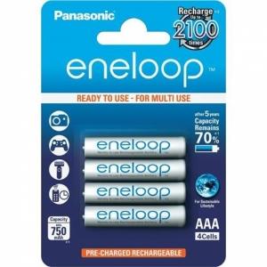Eneloop Accu AAA 750 mAh 4er Pack
