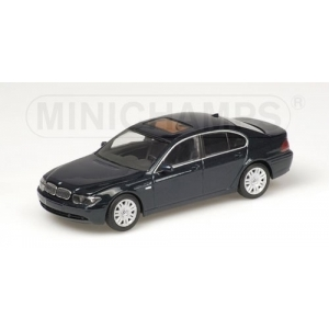 BMW 7er grün met 2001