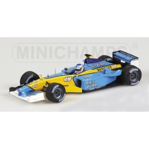 Renault F1 Team R202 J.Trulli 2002