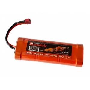 Accu NiMh 7.2 V 5000 mAh Deans Plug