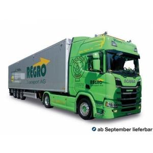 Scania CR Schubboden-Sattelzug