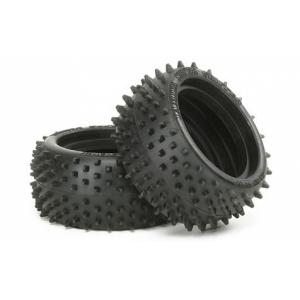 Reifen mit Spikes hinten 2 stk