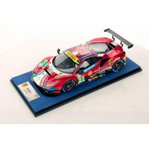 Ferrari 488 GTE Evo Nr.51 AF Corse Le Mans 2019