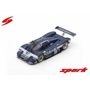 Sauber C9 Nr.61 Le Mans 1987