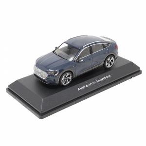 Audi e-tron Sportback plasmablau 2020
