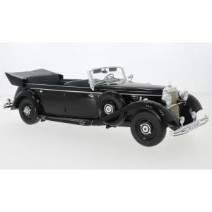 Mercedes 770 Cabriolet schwarz 1938