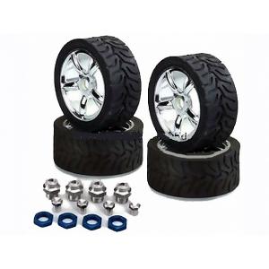 Reifenumrüstsatz 4WD