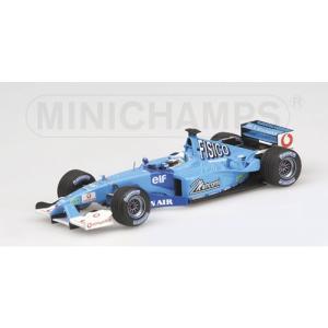 Benetton Renault B201 G.Fisichella 2001