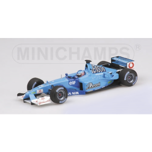 Benetton Renault B201 J.Button 2001